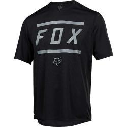 Fox Men's Ranger SS Jersey - Small - Bars Black