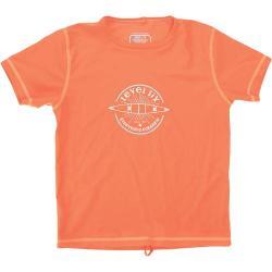 Level Six Boys' Bodhi SS Sun Guard - 8 - Orange Fade