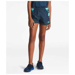 The North Face Girls' Class V Water 3 Inch Short - XL - Blue Wing Teal