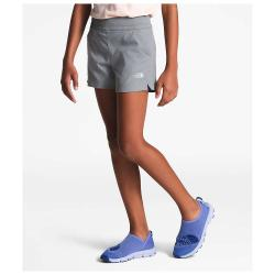 The North Face Girls' Aphrodite 3.5 Inch Short - XL - Mid Grey