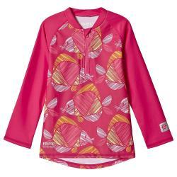 Reima Toddler Tuvalu Swim Shirt - 3-6 m - Candy Pink