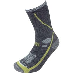 Lorpen Men's T3 Midweight Hiker Sock - XL - Charcoal
