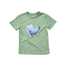 United By Blue Youth Sea Seeker Tee - Small - Fern Green