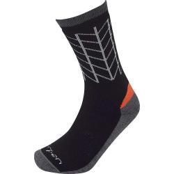 Lorpen Men's T2 Midweight Hiker Sock - Medium - Black