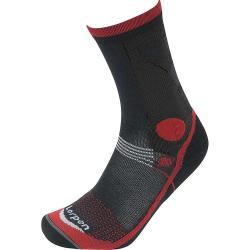 Lorpen Men's T3 Light Hiker Sock - Medium - Orange Red