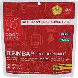 Good To-Go Gluten Free Korean Bibimbap - Double Serving