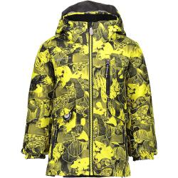 Obermeyer Boy's Nebula Jacket - 4 - Night Vision Camo
