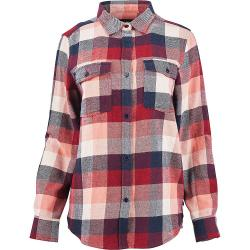 United By Blue Women's Fremont Flannel - Large - Plum