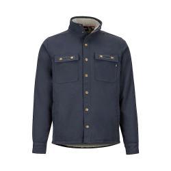 Marmot Men's Bowers Jacket - Small - Dark Steel
