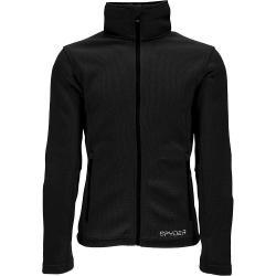 Spyder Men's PG Bandit Full Zip Jacket - Small - Black