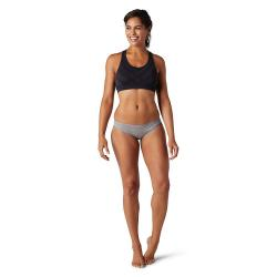 Smartwool Women's Merino 150 Bikini - XL - Light Grey Heather