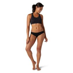 Smartwool Women's Merino 150 Lace Bikini - Medium - Black