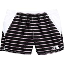 The North Face Girls' Class V Water 3 Inch Short - XL - TNF Black Stripe Print
