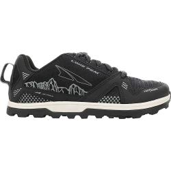 Altra Kid's Lone Peak Shoe - 3 - Black