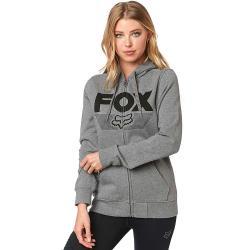 Fox Women's Acot Zip Fleece - XS - Heather Graphite