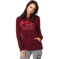 Fox Women's Acot Zip Fleece - XS - Cranberry