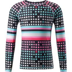 Reima Kid's Madagaskar Swim Shirt - 8Y - Unicorn pink