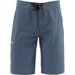 Simms Men's Tumunu Board Short - 36W - Dark Moon