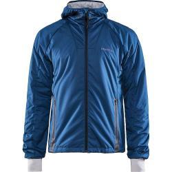 Craft Sportswear Men's ADV SportTech Jacket 2.0 - Small - Beat / Ash