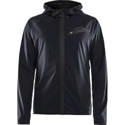 Craft Sportswear Men's Hydro Jacket - XXL - Black
