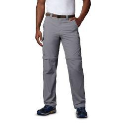 Columbia Men's Silver Ridge Convertible Pant - 42x32 - Columbia Grey
