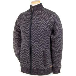 Laundromat Men's Harry Sweater - XL - Black Natural