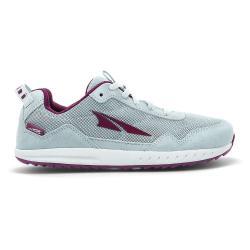Altra Kid's Kokiri Shoe - 5 - Grey / Purple