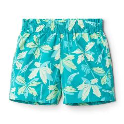 Columbia Toddler Boys' Super Backcast Short - 2T - Tropic Water Flashback Fishing