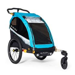 Burley Kids' D'Lite Single D'Lite Child Trailer