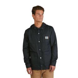 HippyTree Men's Wrightwood Jacket - Small - Asphalt