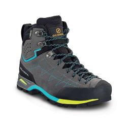 Scarpa Women's Zodiac Plus GTX Boot - 40.5 - Shark/Maldive