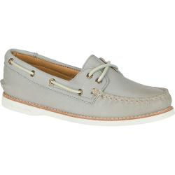 Sperry Women's Authentic Original Seasonal Shoe - 5.5 - Light Grey