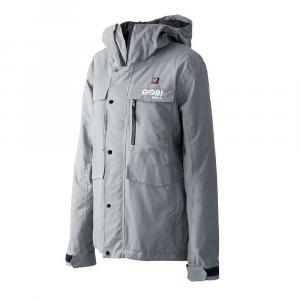 Gobi Heat Women's Shift 5 Zone Heated Snowboard Jacket - Large - Shale
