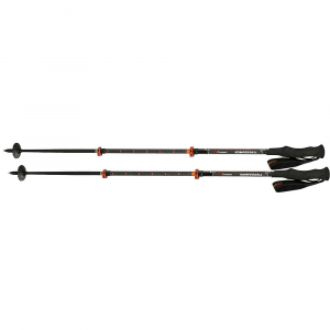 Komperdell C3 Carbon Powerlock Compact Trekking Poles
