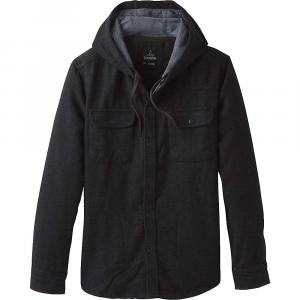 Prana Men's Bolster LS Hooded Flannel Shirt