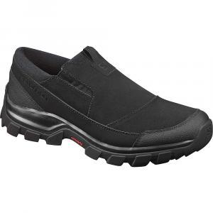 Salomon Men's Snowclog Boot - 9 - Black / Black / Black