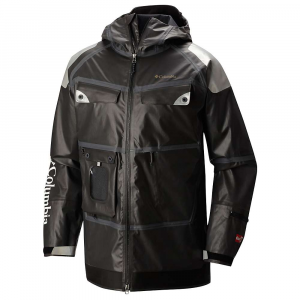 Columbia Men's PFG Force 12 Jacket – Medium – Black