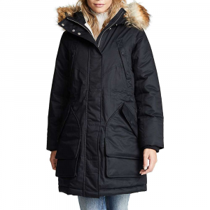 Hunter Women's Original Insulated Parka – Large – Black