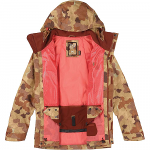 Burton Women's [ak] GORE-TEX 2L Altitude Jacket – Small – Storm Camo
