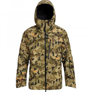 Burton Men's [ak] GTX Cyclic Jacket – Small – Keef Shelter Camo