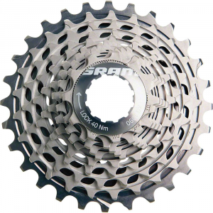 2012 SRAM Red XG-1090 10-Speed X-Dome 11-25 Cassette