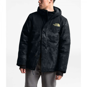 The North Face Men's Balham Insulated Jacket – XL – TNF Blk Waxed Camo / TNF Blk / TNF Blk Matte Gold