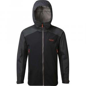 Rab Men's Kinetic Alpine Jacket – Large – Beluga