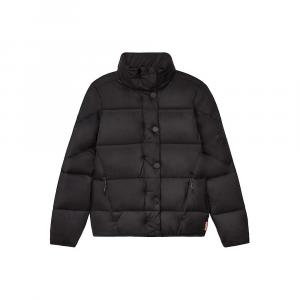 Hunter Women's Original Puiffer Jacket – Medium – Black