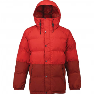 Burton Men's Traverse Jacket – XL – Bitters / Fired Brick