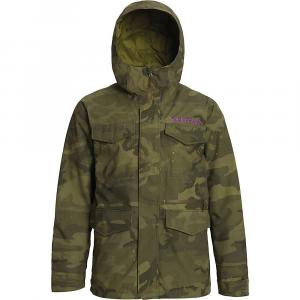 Burton Men's Covert Jacket – XL – Worn Camo