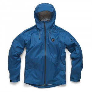 Howler Brothers Men's Aguarcero Rain Shell Jacket - XL - Post Blue