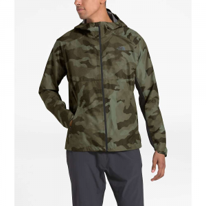 The North Face Men's Essential H2O Jacket – Large – New Taupe Green Waxed Camo Print
