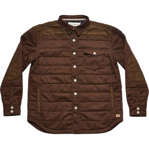 The Normal Brand Men's Upland Town Jacket – Medium – Brown
