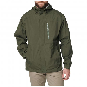 5.11 Tactical Men's Aurora Shell Jacket – XXL – Moss